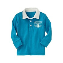 Camiseta Polo Da Marca Gap Tam 2 Anos Importado