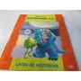 Livro Monstros Sa Disney Pixar Dcl Usado