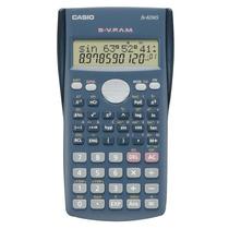 Calculadora Original De Precisão Bolso Lacrada Casio Fx-82ms
