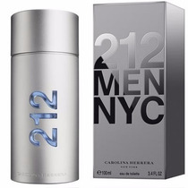 Perfume Masculino Carolina Herrera 212 100ml Original