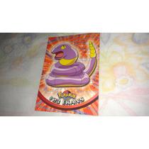 Pokemon Tv Animation Edition Card 23 Ekans Original