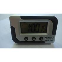 Relógio Digital Automotivo Modelo Universal Para Painel Novo