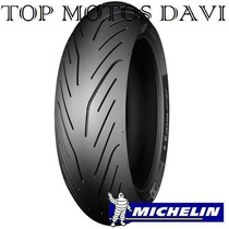 Pneu 190/55-17 73w Traseiro Michelin Pilot Power 3