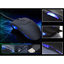 Master 6d Optical Mouse Gaming Usb 1800 Dpi Games Notebook