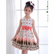 Vestido Importado - Infantil Pronta Entrega