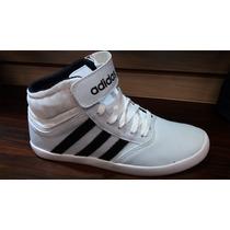 Tênis Adidas Cano Alto Masculino Em Promoção+frete Grátis