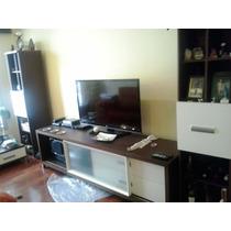 Conjunto Movel Tv,bar E Biblioteca E Movel Baixo.oportunidad