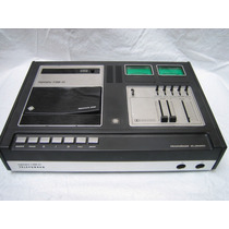 Tape Deck Telefunken C3300 Hifi,serve Em Akai/pioneer/sansui