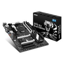 Placa Mãe Msi Z97s Sli Krait Edition Intel Z97 Lga1150
