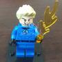 Tocha Humana Quarteto Fantástico Decool Compatível Com Lego