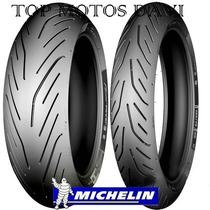 Pneu 120/70-17 58w Michelin Pilot Power 3 Dianteiro