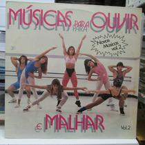 Lp Col Musicas Para Ouvir E Malhar Macho Man La Freak Celebr
