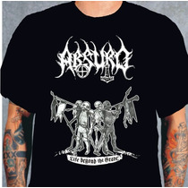 Camiseta Absurd Life Beyond The Grave