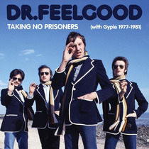 Cd/dvd Box Dr. Feelgood Taking No Prisoners [eua] Lacrado