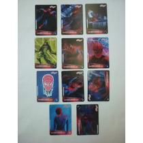 Cards O Espetacular Homem Aranha Da Kellogg