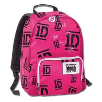 Mochila Pink One Direction - Nova Coleção