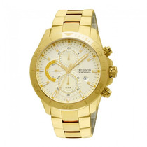 Relógio Technos Js15al/4x - Grandtech - Dourado - Cronógrafo