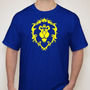 Camiseta Aliança World Of Warcraft