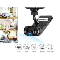Câmera Cctv C/ Gravador De Vídeo E Suporte A Micro Sd 32gb