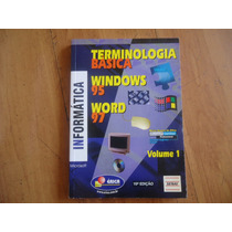 Terminologia Básica Windows 95 Word 97, Volume 1