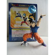 Dragon Ball Z Shine Finish Blow Figure Son Gokou - Banpresto