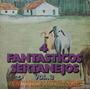 4 Fantasticos Sertanejos Compacto Pedro Bento E Zé Da Estrad