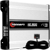 Modulo Taramps Hd 1600 Rms Amplificador Digital 1600w 2 Ohms