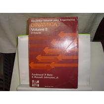 Livro - Mecânica Vetorial Para Engenheiros - Dinâmica - V.2