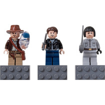 Lego Indiana Jones Magnet Set 852719 Pronta Entrega