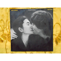 Lp John Lennon Double Fantasy P/ 1980