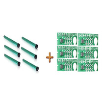 Kit 6 Cilindro + 6 Chip Samsung Scx4200 | Ml1710