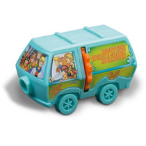 Van Mystery Machine ( Projetor ) Scooby-doo Mc Donalds 2014