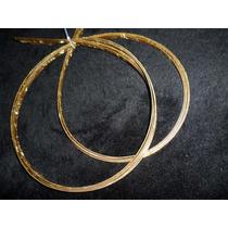 Filete Perolado Tigrado Dourado Binding Luthier, Violão, Etc