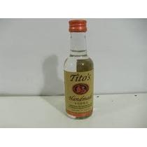 Vodka Titos 50 Ml Americana Plastico