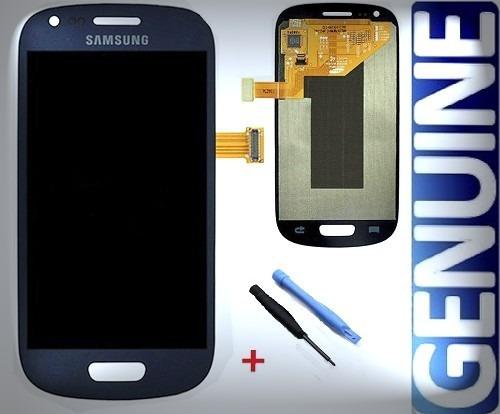 tela display touch s3 mini gt i8190 azul ferramentas r. Black Bedroom Furniture Sets. Home Design Ideas