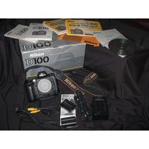 Camera Nikon D100 Todos Access. Orig. + Três Brindes!