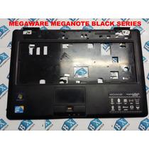 Carcaça Base Do Teclado Notebook Megaware Meganote Black