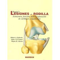 Flexilibro Lesiones D Rodilla De Pedowitz Daniel