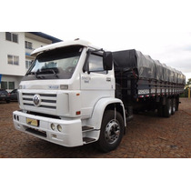 Vw 23.220 Truck Reduzido Granel 9,10m
