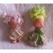Bonecas Moranguinho & Chocolateria Estrela