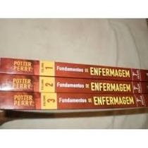 Potter Perry Fundamentos De Enfermagem 3 Volumes
