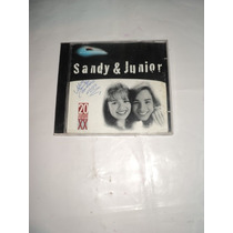 Cd Original - Sandy & Junior - 20 Músicas Do Século Xx