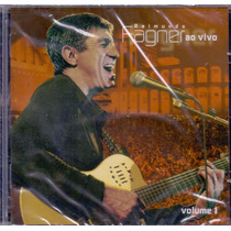 Cd Raimundo Fagner - Ao Vivo Vol. 1 - Novo***