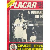 Placar Nº 124 - 1972 - Tabela Do Campeonato Paulista