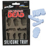 Forma De Silicone Gelo/chocolate The Waking Dead Diamond