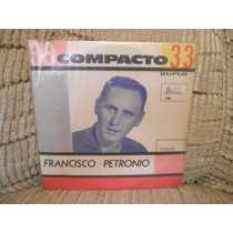 Compacto Francisco Petrônio Romance