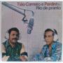 Lp Tião Carreiro E Pardinho - Rio De Pranto - 1990 - Contine