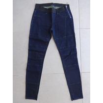 Calça Jeans Feminina A|x Armani Exchange - Tamanho 36 -