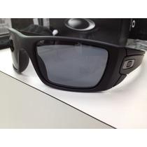 Oculos Oakley Original Fuel Cell Polalizado Matte Black