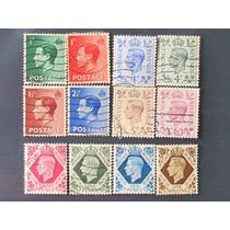 Inglaterra 3 Series Completas Rei Edward/ George 1937-39